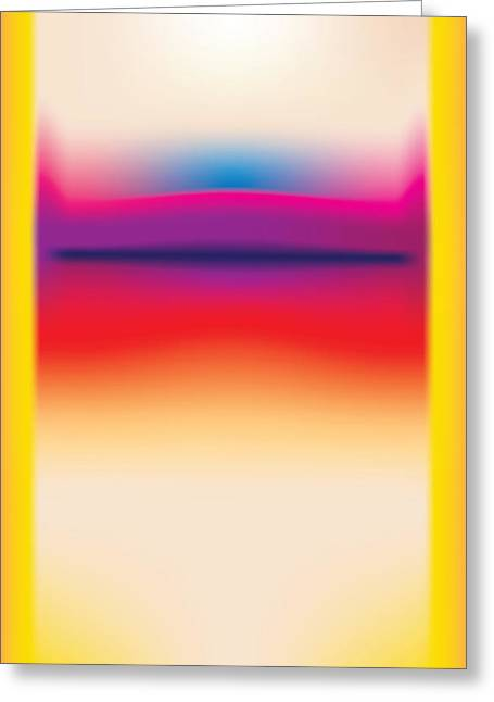 After Rothko 5 Greeting Card by Gary Grayson