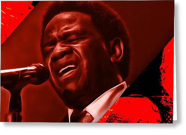 Al Green Collection Greeting Card