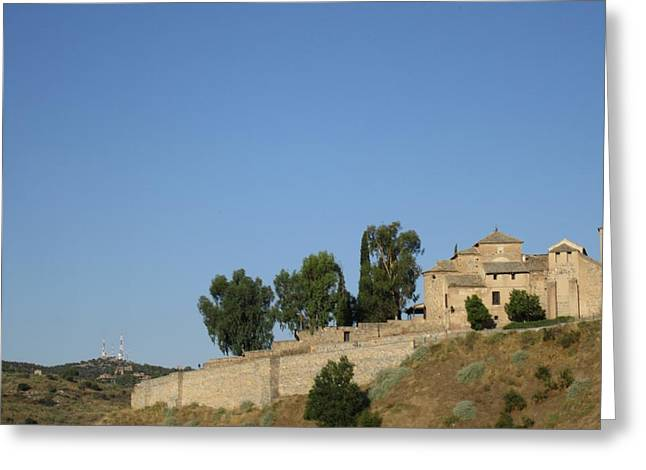 Ancient Toledo Greeting Card