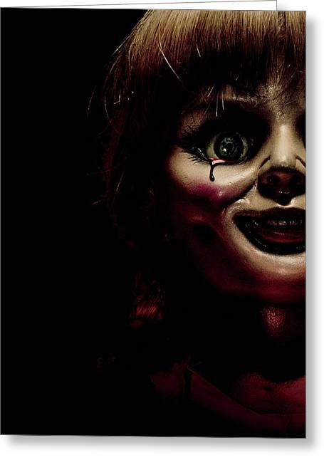 Annabelle 2014 Greeting Card by Unknown