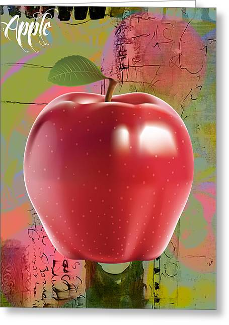 Apple Collection Greeting Card