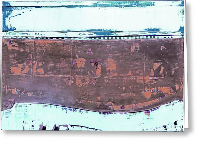 Art Print Abstract 81 Greeting Card