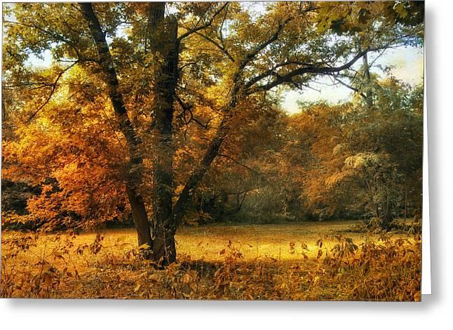 Autumn Arises Greeting Card