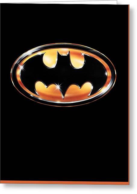 Batman 1989 Greeting Card by Unknown