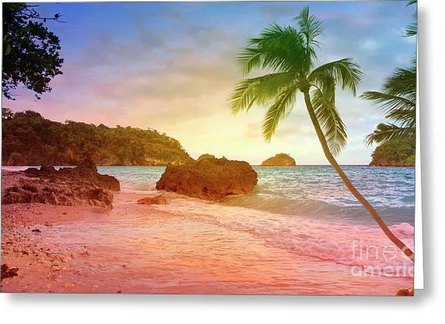 Boracay Philippians Greeting Card