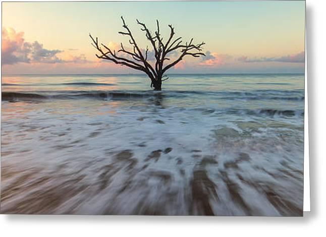 Botany Bay Morning Greeting Card