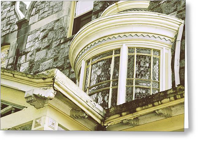 Built 1802 Greeting Card by JAMART Photography