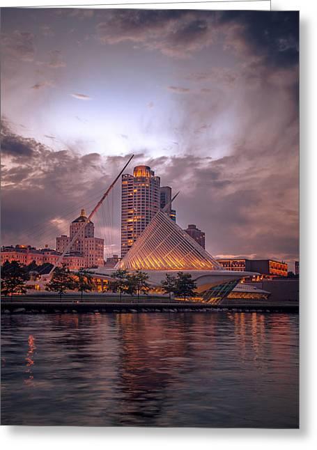 Calatrava Drama Greeting Card