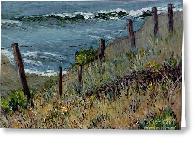 Cambria Coast Greeting Card