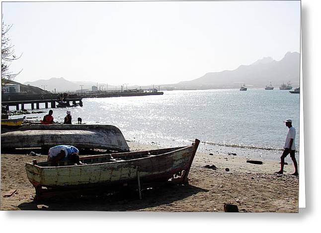 Cape Verde Greeting Card