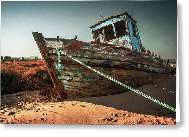 Carrasqueira Scenic Greeting Card