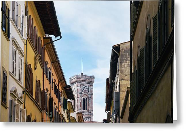 Cattedrale Di Santa Maria Del Fiore, Florence Greeting Card