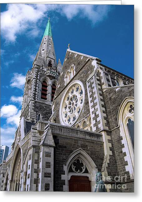 Christchurch Cathedral Greeting Card