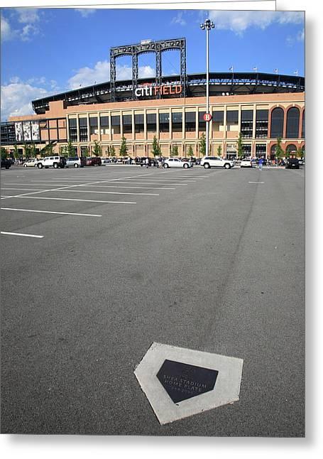 Citi Field - New York Mets Greeting Card