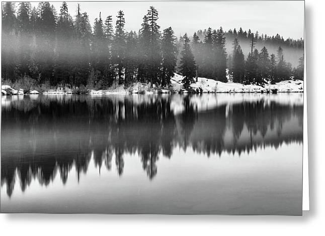 Clear Lake Greeting Card