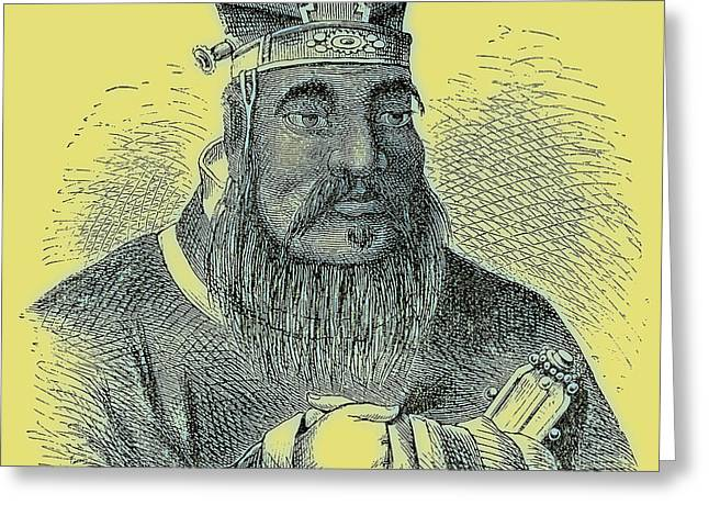 Confucius Greeting Card by English School