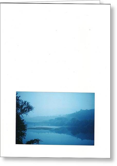 Connecticut River Greeting Card by Jashobeam Forest