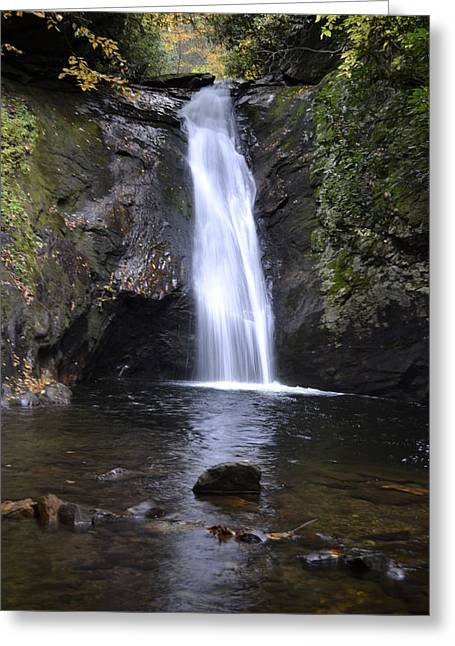 Courthouse Falls Greeting Card