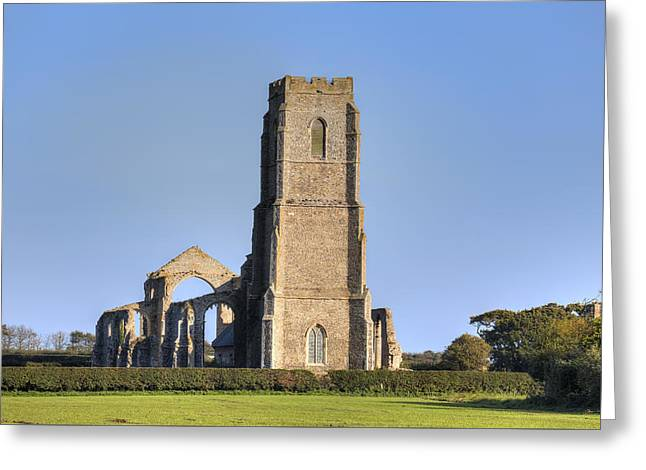 Covehithe - England Greeting Card
