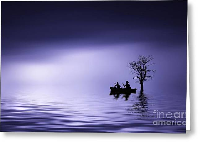 Greeting Card featuring the photograph Cruise by Bess Hamiti