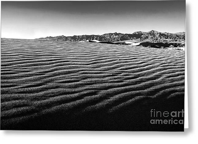 Death Valley 14 Greeting Card