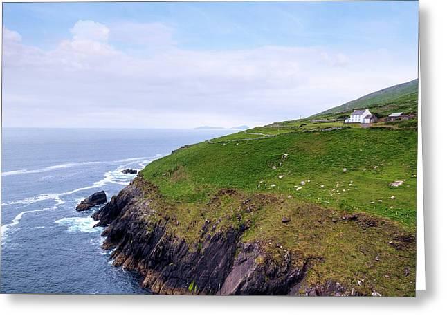 Dingle Peninsula - Ireland Greeting Card by Joana Kruse