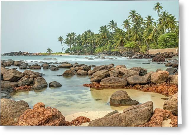 Dondra - Sri Lanka Greeting Card