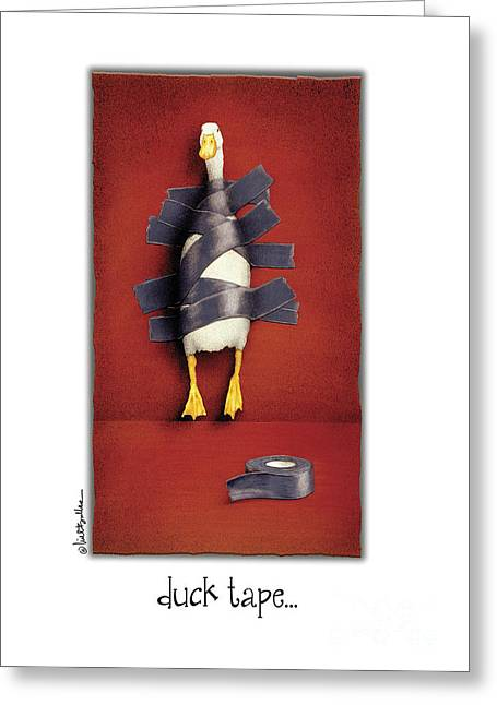 Duck Tape Greeting Card