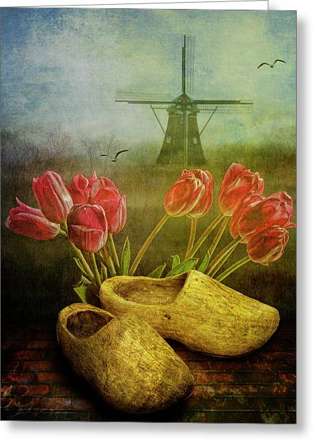 Dutch Heritage Greeting Card