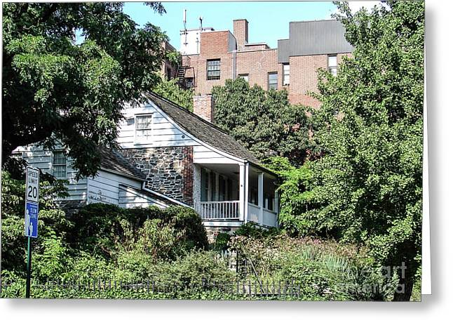 Dyckman House Greeting Card