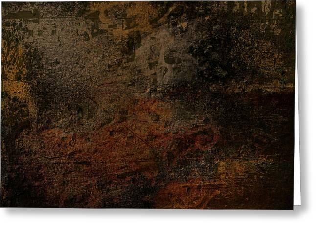 Earth Texture 2 Greeting Card