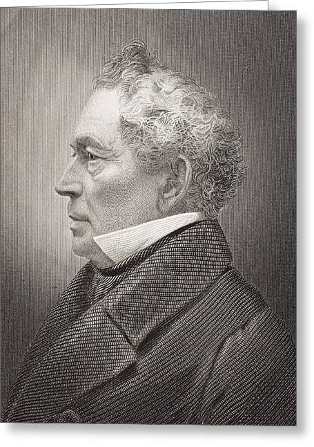 Edward Everett 1794 - 1865. American Greeting Card by Vintage Design Pics