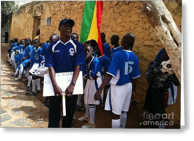 Senegal greeting cards page 10 of 18 fine art america enfants de goree greeting card m4hsunfo