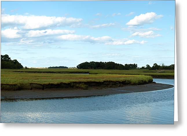 Essex River Greeting Card