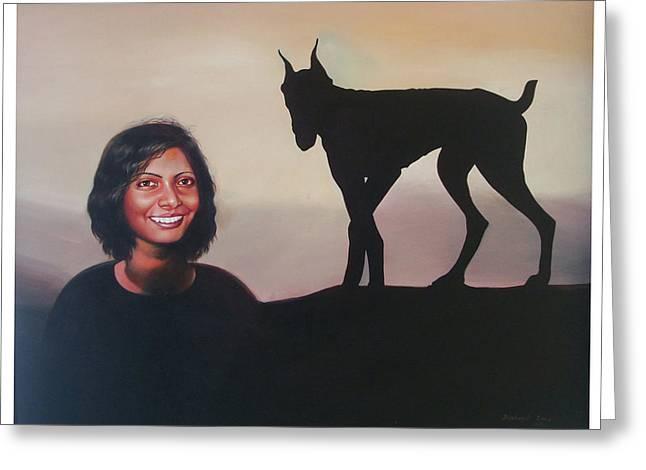 Forgotten Greeting Card by Bishwajit Das