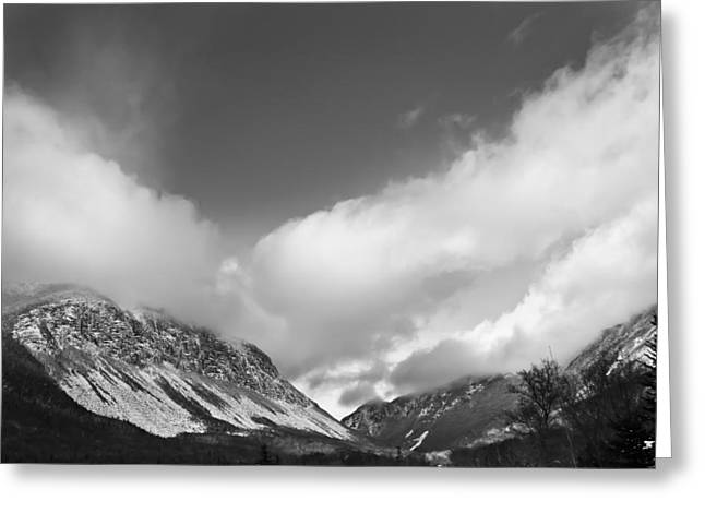 Franconia Notch Greeting Card