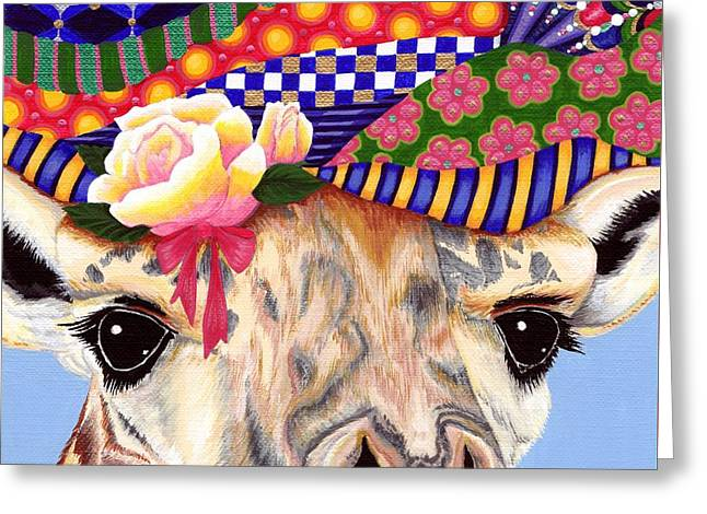 Gertie's New Hat Greeting Card