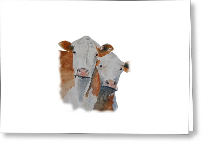 Got Hay? Greeting Card by Gary Thomas