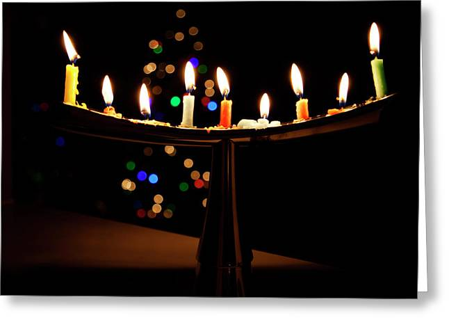 Greeting Card featuring the photograph Happy Holidays by Susan Stone