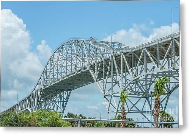 Harbor Bridge Greeting Card