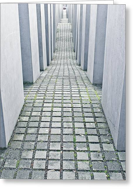 Holocaust Memorial Greeting Card