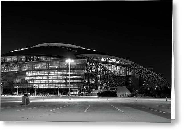 Home Of The Dallas Cowboys Greeting Card by Rwelborn