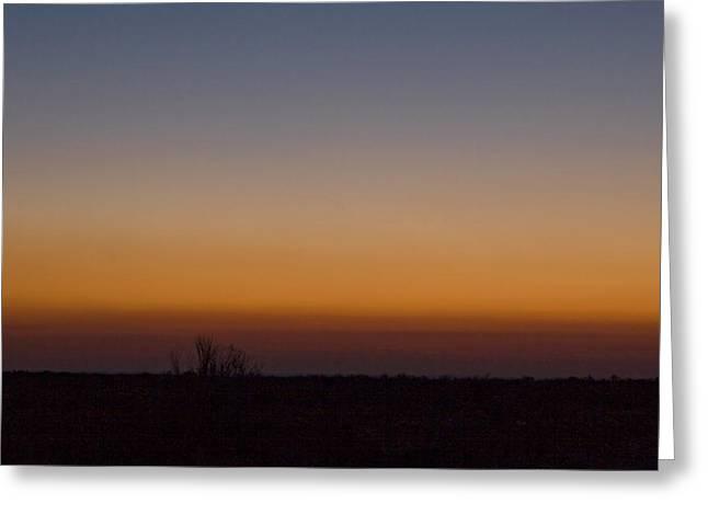 Howie Idaho Sunrise Greeting Card by John Higby