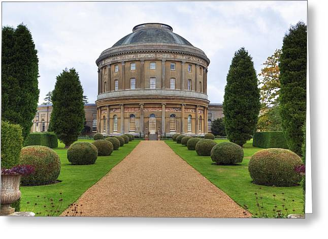 Ickworth House - England Greeting Card