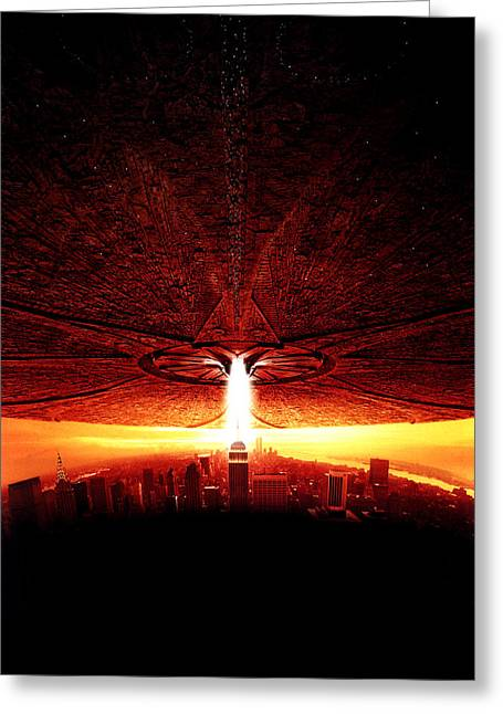 Independence Day 1996  Greeting Card