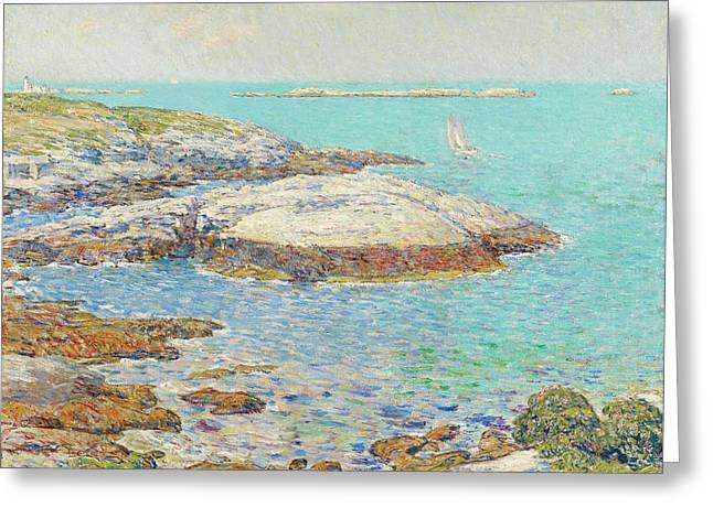 Isles Of Shoals Greeting Card