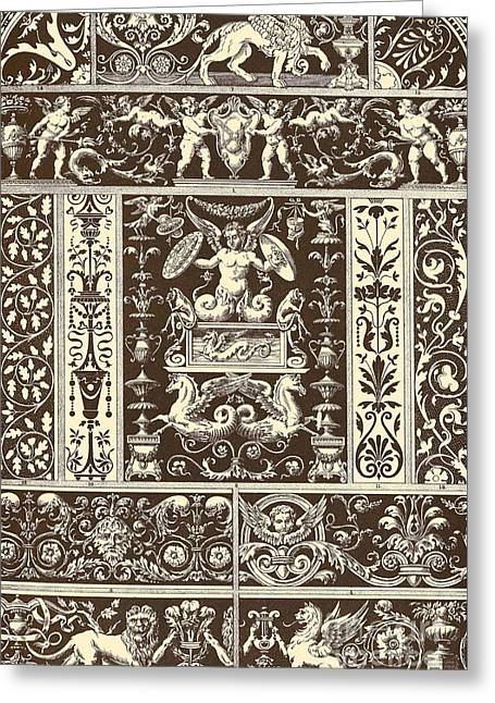 Italian Renaissance Greeting Card