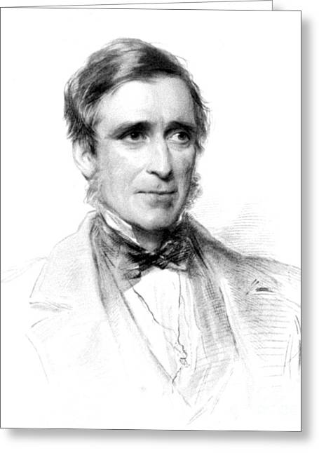 James Paget, English Surgeon Greeting Card