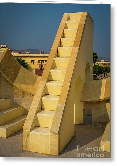 Jantar Mantar Greeting Card