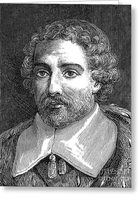 Joseph De Tournefort, French Botanist Greeting Card